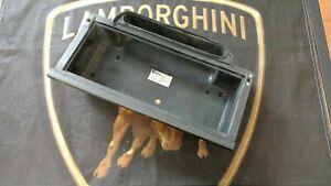 LAMBORGHINI MURCIELAGO LP640 ROADSTER LEFT LOWER AIR INTAKE CARBON FILTER BOX