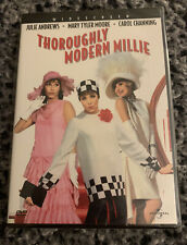 Thoroughly Modern Millie DVD Mary Tyler Moore Brand NEW Sealed