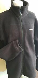 Berghaus  Thermal Pro Polartec Ladies Thick Fleece Jacket 18 Black