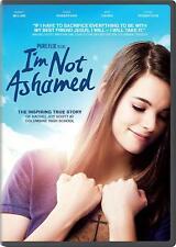 I'm Not Ashamed [New DVD] Religious Christian True Story Movie