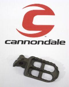 2002-2003 Cannondale E440 S440 C440 X440 OEM Left Side Foot Peg 5000526 NOS