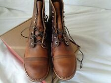 red wing iron ranger 8085 copper rough and tough