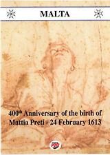 400th anniversary of the birth of Mattia Preti - 23 february 1613 - Folder