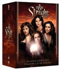 Streghe: La Serie Completa Box 48 DVD - 5053083177195
