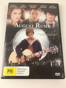 August Rush - DVD R4 PAL