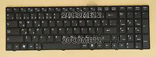 For MSI CR650 CR720 CX620 CX620MX CX623 CX705 Keyboard Turkish Klavye Frame