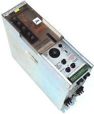 INDRAMAT TVM1.2-050-W0-220V SERVO POWER SUPPLY, 220VAC, TVM 1-2-050-W0-220V, 1.2