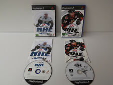 NHL 2001 ET2003 - Hockey on ice - Set of 2 games Playstation 2 - PS2