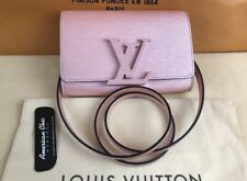 Louis Vuitton Epi Louise  PM Shoulder Bag Purse Clutch