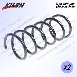 2x Rear Axle Ford KA RU8 [2008-2020] Hatchback 1.2 Kilen Coil Spring 53272