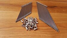 Spokes Zundapp DB 234 NORMA LUXUS Stainless Steel 36 Pieces + Nipples