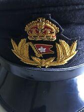 RMS Titanic, White Star Line, 1912 Officers Cap, Museum Quality Replica!