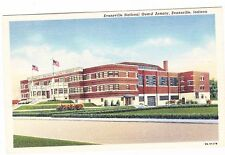 EVANSVILLE NATIONAL GUARD ARMORY----EVANSVILLE INDIANA-- POSTCARD