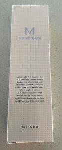 NEW MISSHA M B.B Boomer Cream Whitening Wrinkle Care Cream NIB 40 mL