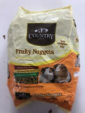 Country Value Guinea Pig Nuggets 1.5kg Free Delivery