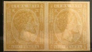 A7079 Spanish Antilles, USA, Spain, 1878, Scott 78b