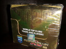 Panini Fifa 365 Adrenalyn 2020 New box 50 sachets 300 cards closed box