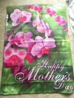 Happy Mother's Day Decorative House Flag