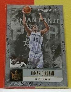 2018-19 Panini Court Kings - DeMar DeRozan - Base Card #93 - San Antonio Spurs