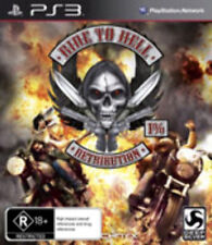 Ride to Hell Retribution Playstation 3 PS3