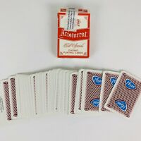 PLAZA Hotel Casino Las Vegas NV Retired Deck Poker Sized Play Cards -COMPLETE-