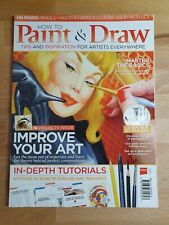 How to Paint & Draw Tips & Inspiration for Artists