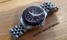 GLASS CRYSTAL JAPAN MADE FOR YOUR  VINTAGE TAG HEUER LADY F1 FORMULA ONE wa1411