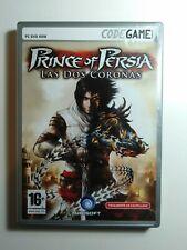 Prince of Persia 3: Las dos coronas (The two thrones) PC PAL
