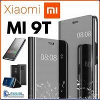 Coque Flip Pour Xiaomi Mi 9T/9 T Pro Étui A Livre Clear - View 360° Noire MI9T