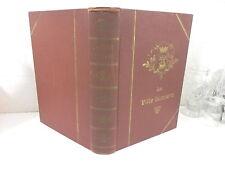 LA VILLE LUMIERE [PARIS] Dictionnaire commerces encyclo belle èpoque E.O. 1909