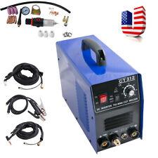 3in1 Tigmma Air Plasma Cutter Welder Welding Torch Machine 3 Functions 110v Dhl