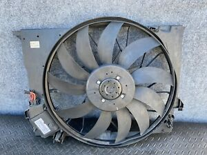 ✔MERCEDES W221 S63 S550 CL600 CL550 RADIATOR ENGINE COOLING AC FAN MOTOR  OEM