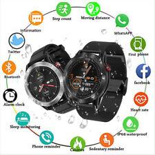 IP68 Waterproof Smart Watch Blood Pressure Heart Rate Monitor Bracelet Wristband