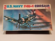 1/48 Hobby Craft U.S. Navy F4U-4 CORSAIR Model Kit HC1511 VINTAGE