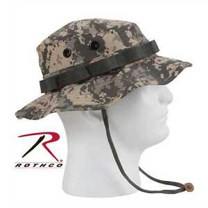 Rothco ACU Digital Camouflage Boonie Hat 5891 - Choose Size