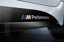 2 Logo Stickers BMW ///M Performance Emblème Autocollants Emblem Motorsport