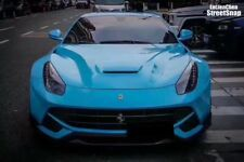 Ferrari F12 Full Carbon Fiber Body Kit