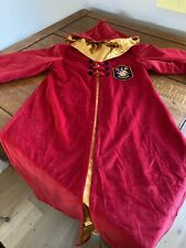 Harry Potter Red Quidditch Cape