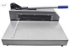Techtongda Manual Guillotine Shear Metal Plate Cutter Metal Cutting Machine