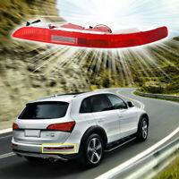 Rear Left Passenger Side Lower Bumper Tail Light Lamp For Audi Q5 2009-2016