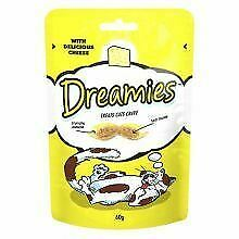 Dreamies Cat Treats with Cheese - 60g - 546390
