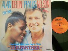 Bande sonore-la panthère rose, vinyle, Germany'85, vg + +