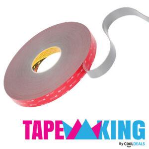 3M VHB GPH-060GF GPH-110GF GPH-160GF Double Sided Adhesive Foam Tape 1-20m Rolls