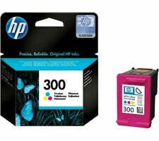 Genuine HP 300 Tri-Colour Ink Cartridge (CC643EE) - Sealed BOX