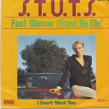 STUTS-Fast Woman vinyl single