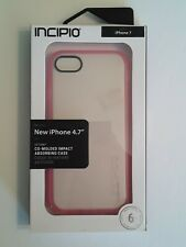 Incipio Octane Series Case for Apple iPhone 6/7/8 - Clear/Pink