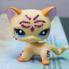 LPS COLLECTION Action Figure SPARKLE CAT KITTY LITTLEST PET SHOP #2118