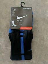 Nike Elite Basketball Crew Socks Size S women's 4-6 Youth 3Y-5Y