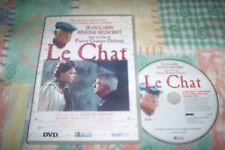 DVD LE CHAT avec jean Gabin et simone Signoret