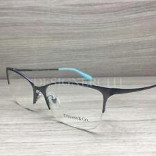 27eaecda271e Tiffany   Co. TF 1089 Eyeglass Ruthenium Turquoise 6080 Authentic 54mm